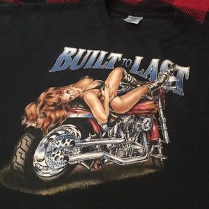 Other - Motorcycle Tee Shirt